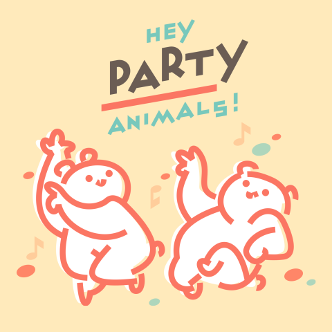 Hey Party Animals!