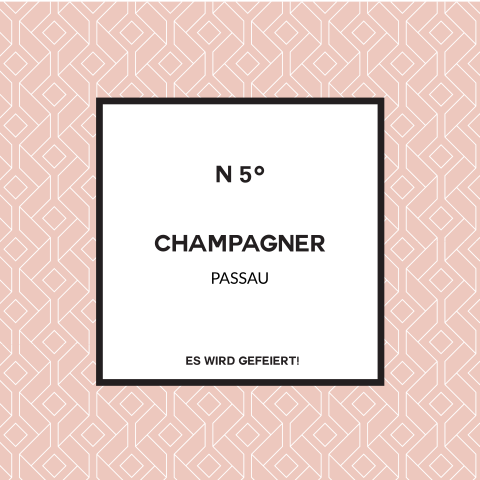 Champagnerparty